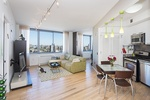 Fort Greene Two Bedroom - Unobstructed 21st Floor Views - Renovated Master Bath and Bedroom  - Custom Details