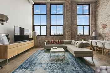 Designer Loft At Esquire Buidling In Willliamsburg 2 Br For Williamsburg Apartment S 330 Wythe Ave Nyc Nest Seekers