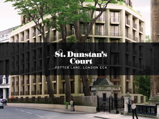 ST.DUNSTAN'S COURT FETTER LANE. LONDON EC4 UK